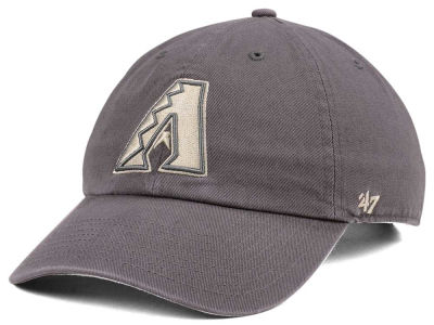 Arizona Diamondbacks '47 MLB Dark Gray '47 CLEAN UP Cap