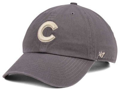 Chicago Cubs '47 MLB Dark Gray '47 CLEAN UP Cap