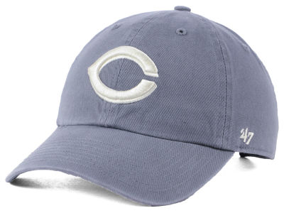 Cincinnati Reds '47 MLB Dark Gray '47 CLEAN UP Cap