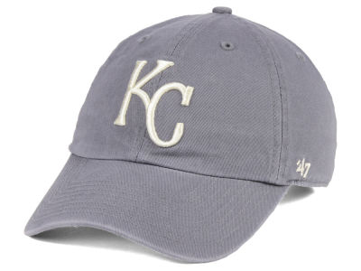 Kansas City Royals '47 MLB Dark Gray '47 CLEAN UP Cap