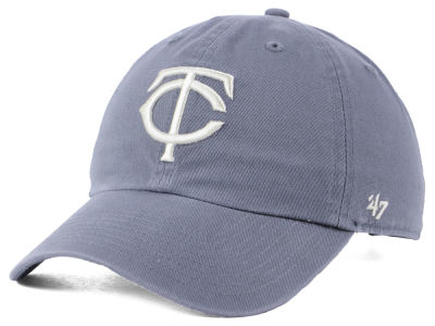 Minnesota Twins '47 MLB Dark Gray '47 CLEAN UP Cap