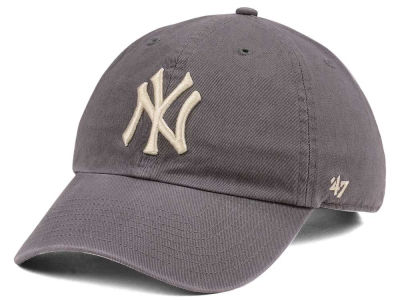 New York Yankees '47 MLB Dark Gray '47 CLEAN UP Cap