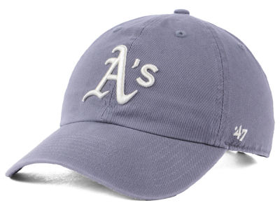 Oakland Athletics '47 MLB Dark Gray '47 CLEAN UP Cap