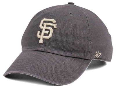 San Francisco Giants '47 MLB Dark Gray '47 CLEAN UP Cap