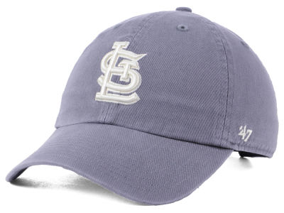 St. Louis Cardinals '47 MLB Dark Gray '47 CLEAN UP Cap