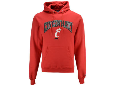 Cincinnati Bearcats Champion NCAA Men's Arch Logo Hoodie