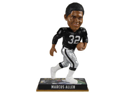 "Oakland Raiders Marcus Allen 8"" Retired Player Bobbleheads"