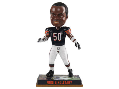 "Chicago Bears Mike Singletary 8"" Retired Player Bobbleheads"