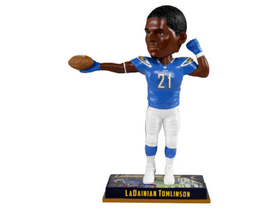 "San Diego Chargers LaDanian Tomlinson 8"" Retired Player Bobbleheads"