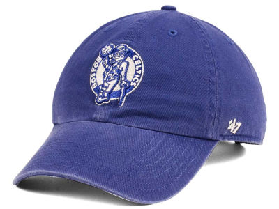 Boston Celtics '47 NBA Moss CLEAN UP Cap