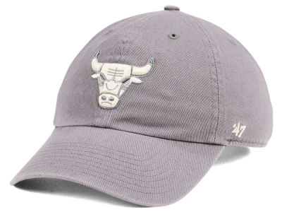 Chicago Bulls '47 NBA Moss CLEAN UP Cap