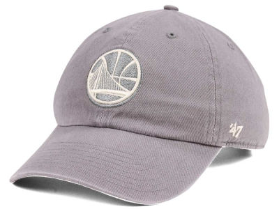 Golden State Warriors '47 NBA Moss CLEAN UP Cap