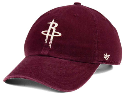 Houston Rockets '47 NBA Moss CLEAN UP Cap