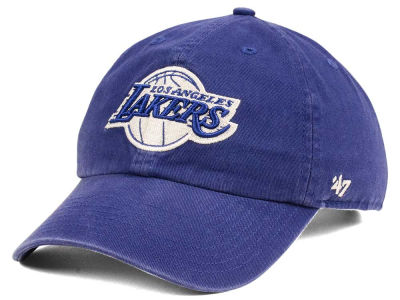 Los Angeles Lakers '47 NBA Moss CLEAN UP Cap