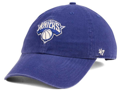 New York Knicks '47 NBA Moss CLEAN UP Cap