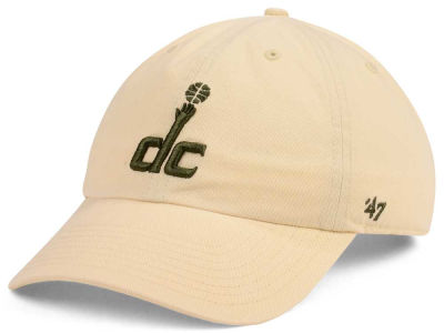 Washington Wizards '47 NBA Moss CLEAN UP Cap