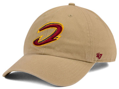 Cleveland Cavaliers '47 NBA Invert CLEAN UP Cap