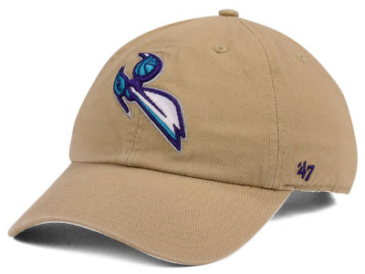Charlotte Hornets '47 NBA Invert CLEAN UP Cap