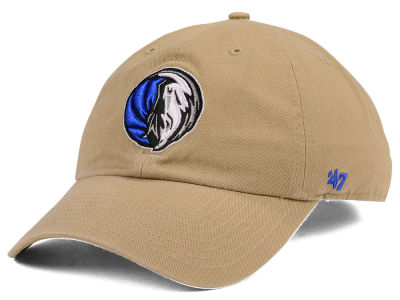 Dallas Mavericks '47 NBA Invert CLEAN UP Cap
