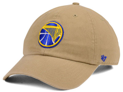Golden State Warriors '47 NBA Invert CLEAN UP Cap