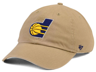 Indiana Pacers '47 NBA Invert CLEAN UP Cap