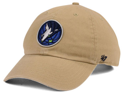 Minnesota Timberwolves '47 NBA Invert CLEAN UP Cap