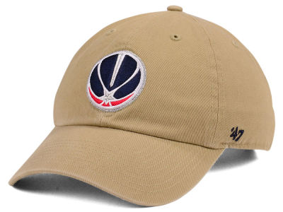 Washington Wizards '47 NBA Invert CLEAN UP Cap