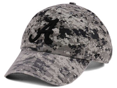 Alabama Crimson Tide '47 NCAA Operation Hat Trick Camo Nilan '47 CLEAN UP Cap