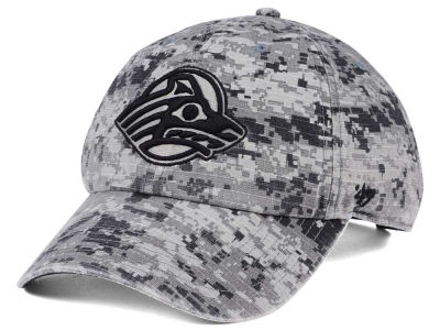 Alaska Anchorage Seawolves '47 NCAA Operation Hat Trick Camo Nilan '47 CLEAN UP Cap