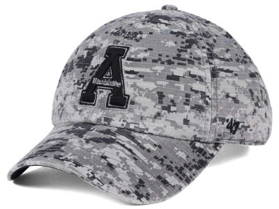 Appalachian State Mountaineers '47 NCAA Operation Hat Trick Camo Nilan '47 CLEAN UP Cap