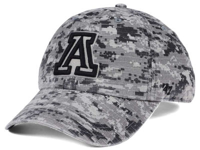 Arizona Wildcats '47 NCAA Operation Hat Trick Camo Nilan '47 CLEAN UP Cap