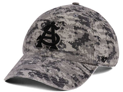 Arizona State Sun Devils '47 NCAA Operation Hat Trick Camo Nilan '47 CLEAN UP Cap