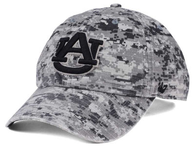 Auburn Tigers '47 NCAA Operation Hat Trick Camo Nilan '47 CLEAN UP Cap