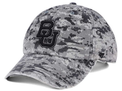 Baylor Bears '47 NCAA Operation Hat Trick Camo Nilan '47 CLEAN UP Cap