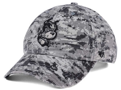 Boston Terriers '47 NCAA Operation Hat Trick Camo Nilan '47 CLEAN UP Cap