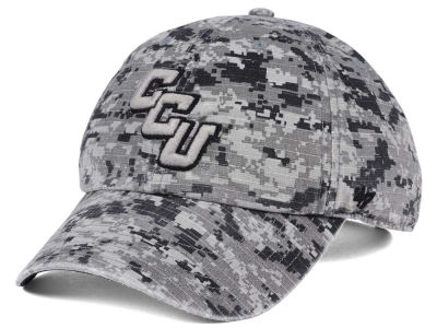 Coastal Carolina Chanticleers '47 NCAA Operation Hat Trick Camo Nilan '47 CLEAN UP Cap