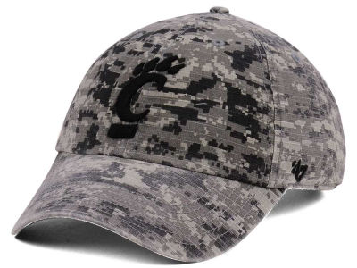 Cincinnati Bearcats '47 NCAA Operation Hat Trick Camo Nilan '47 CLEAN UP Cap