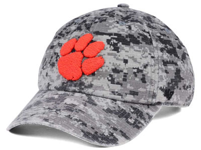 Clemson Tigers '47 NCAA Operation Hat Trick Camo Nilan '47 CLEAN UP Cap