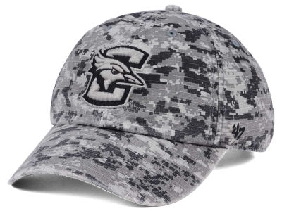 Creighton Blue Jays '47 NCAA Operation Hat Trick Camo Nilan '47 CLEAN UP Cap