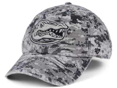 Florida Gators '47 NCAA Operation Hat Trick Camo Nilan '47 CLEAN UP Cap