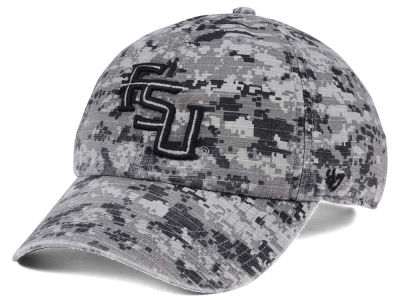 Florida State Seminoles '47 NCAA Operation Hat Trick Camo Nilan '47 CLEAN UP Cap