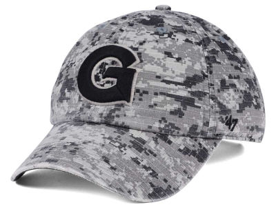 Georgetown Hoyas '47 NCAA Operation Hat Trick Camo Nilan '47 CLEAN UP Cap