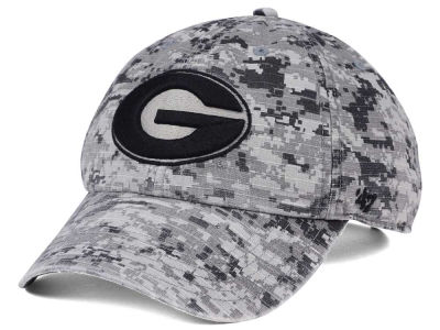 Georgia Bulldogs '47 NCAA Operation Hat Trick Camo Nilan '47 CLEAN UP Cap