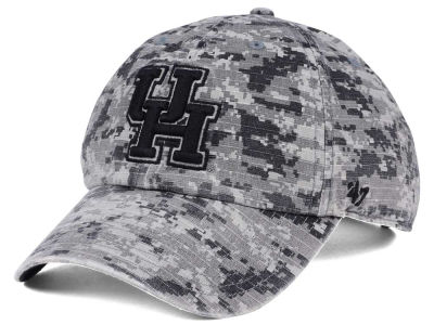 Houston Cougars '47 NCAA Operation Hat Trick Camo Nilan '47 CLEAN UP Cap