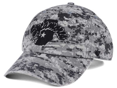 Indiana State Sycamores '47 NCAA Operation Hat Trick Camo Nilan '47 CLEAN UP Cap