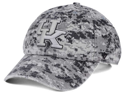 Kentucky Wildcats '47 NCAA Operation Hat Trick Camo Nilan '47 CLEAN UP Cap