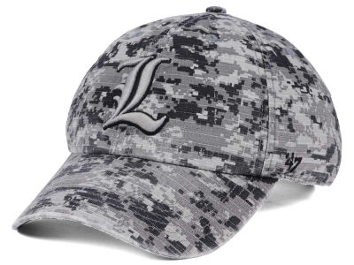 Louisville Cardinals '47 NCAA Operation Hat Trick Camo Nilan '47 CLEAN UP Cap