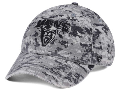 Maine Black Bears '47 NCAA Operation Hat Trick Camo Nilan '47 CLEAN UP Cap