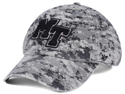 Middle Tennessee State Blue Raiders '47 NCAA Operation Hat Trick Camo Nilan '47 CLEAN UP Cap