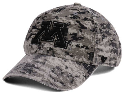 Minnesota Golden Gophers '47 NCAA Operation Hat Trick Camo Nilan '47 CLEAN UP Cap